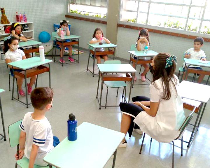 Acolhida 2021 - Educação Infantil