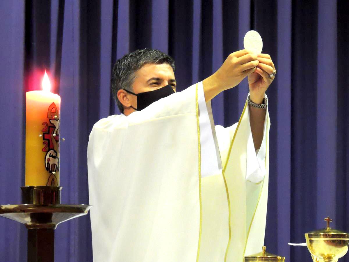 Celebração da Páscoa 2021 - Missa