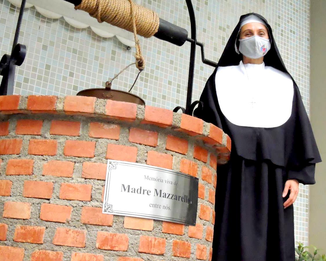 Visita de Madre Mazzarello